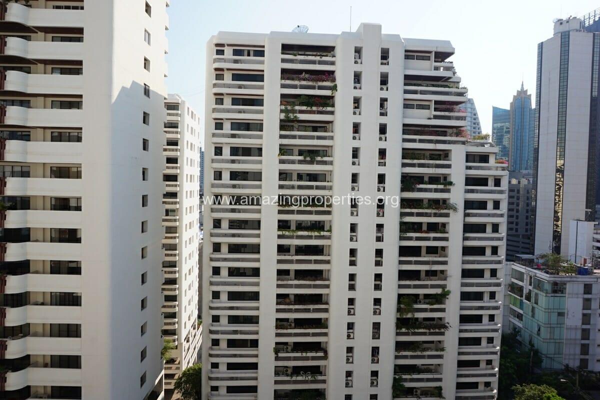 Belair Mansion 3 bedroom apartment for rent-12