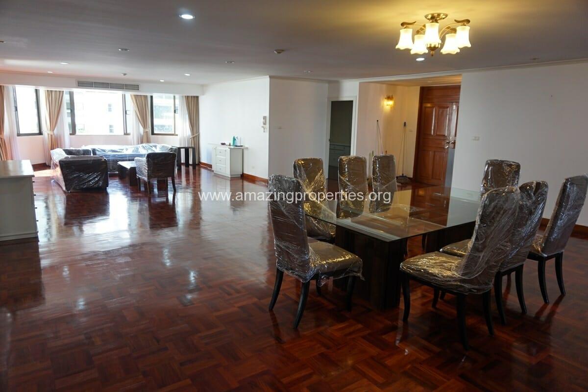 Belair Mansion 3 bedroom apartment for rent-7
