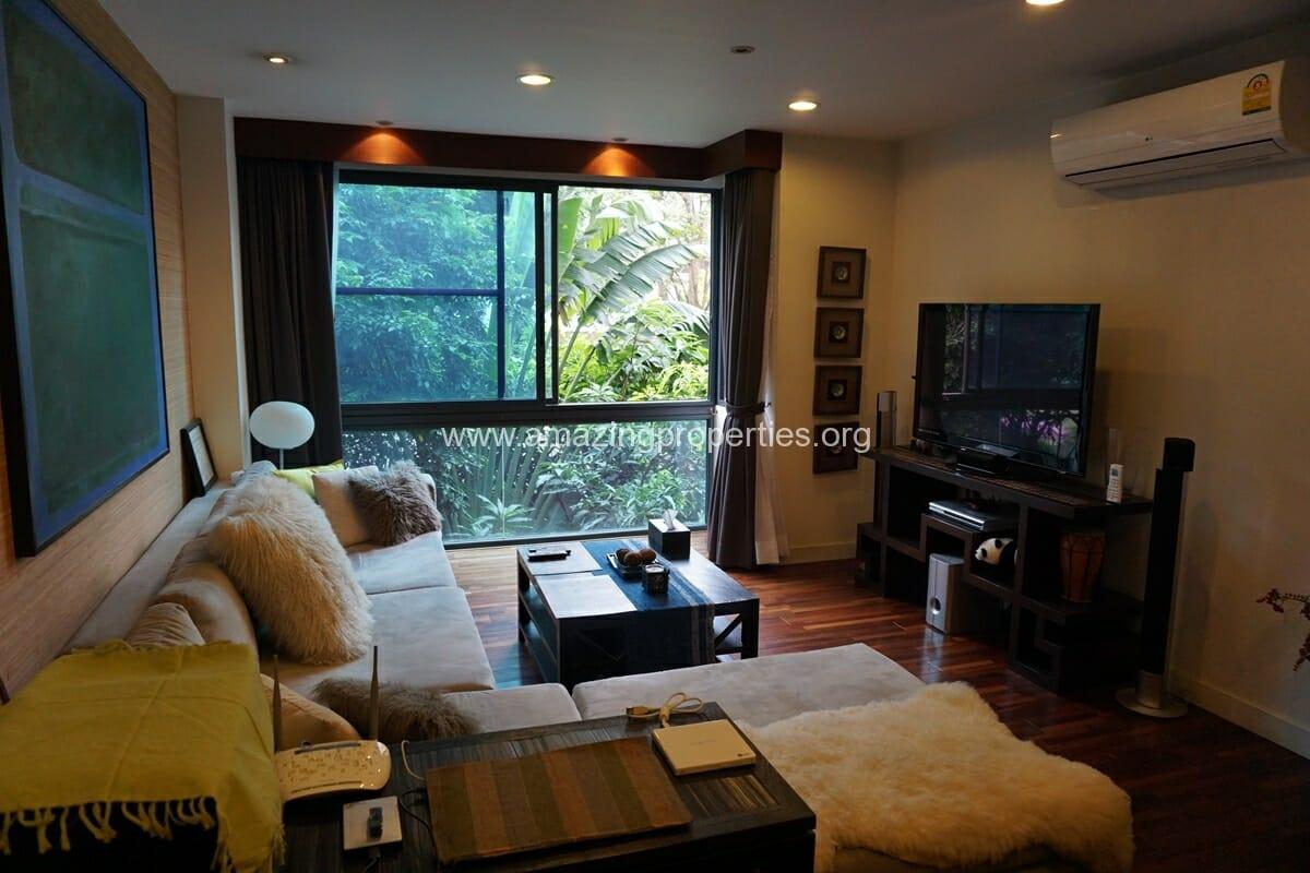 1 Bedroom Condo Baan Saraan for Sale-11