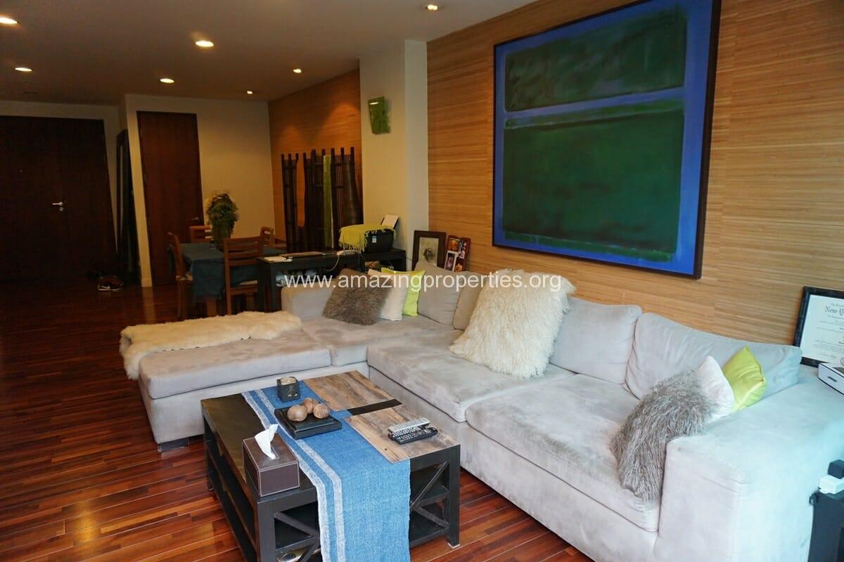 1 Bedroom Condo Baan Saraan for Sale-2