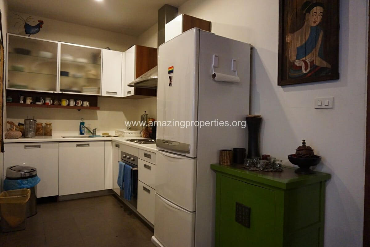 1 Bedroom Condo Baan Saraan for Sale-4