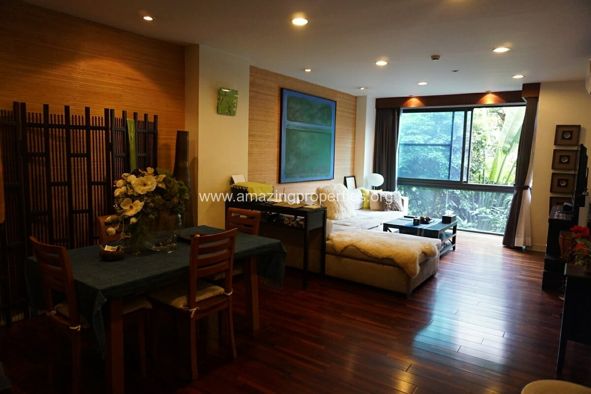 1 Bedroom Condo Baan Saraan for Sale-5