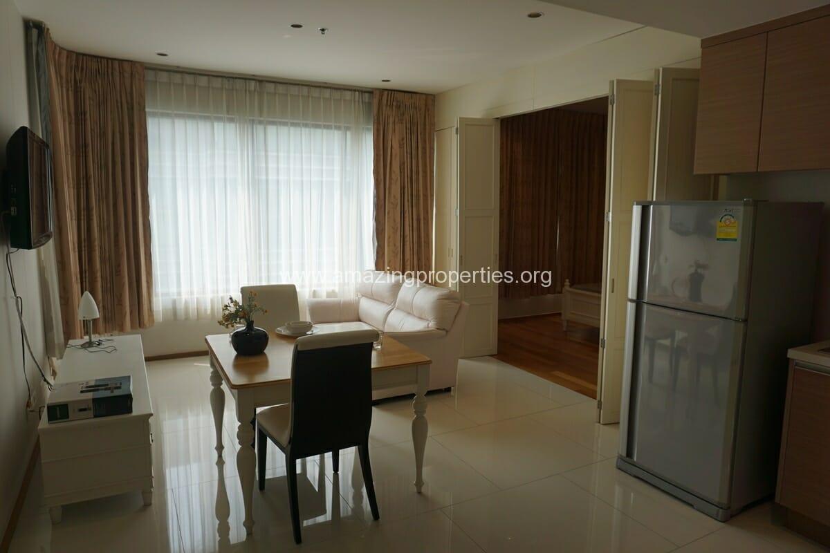 1 Bedroom condo Emporio Place-4