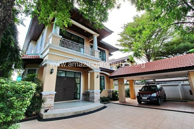 4 Bedroom House Ekkamai