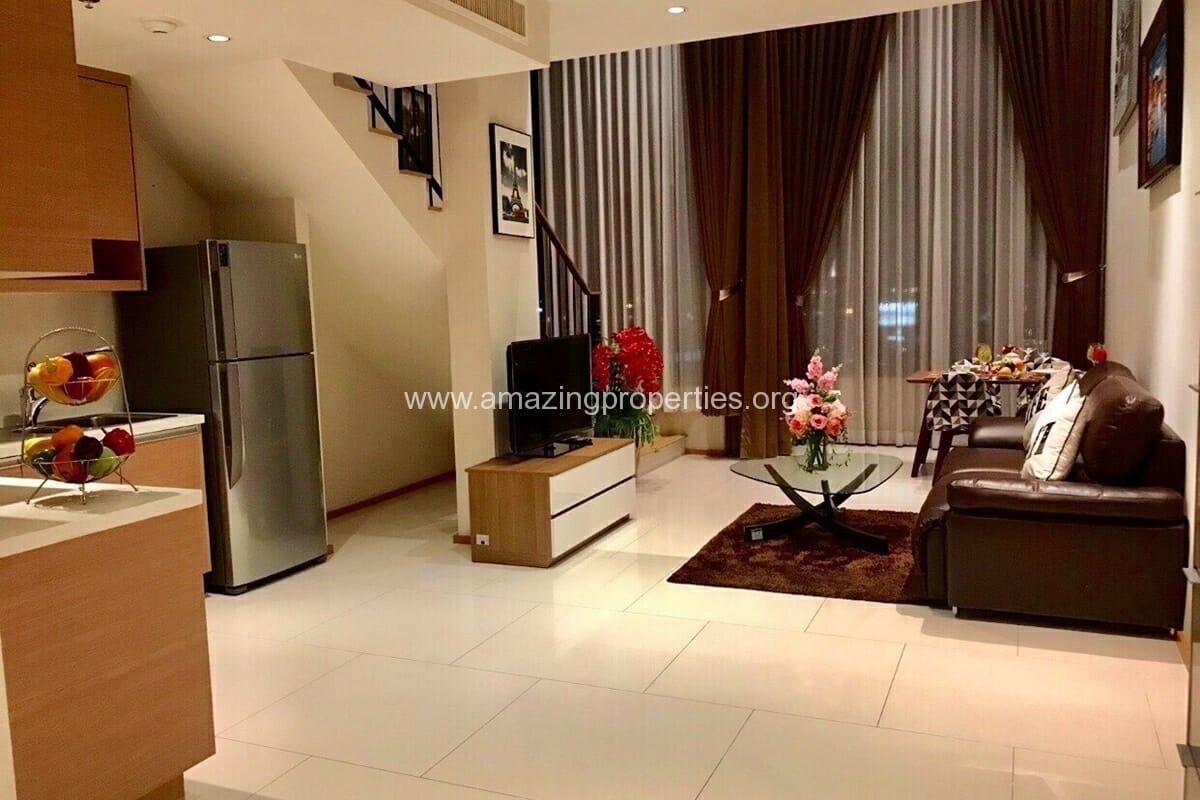 Duplex 1 Bedroom condo at Emporio Place-6