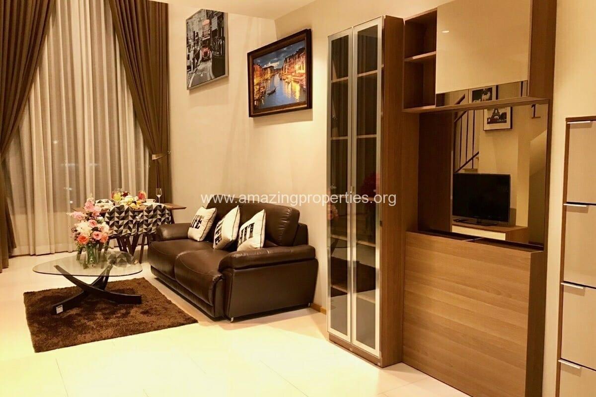 Duplex 1 Bedroom condo at Emporio Place-8