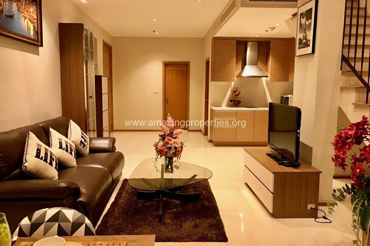 Duplex 1 Bedroom condo at Emporio Place
