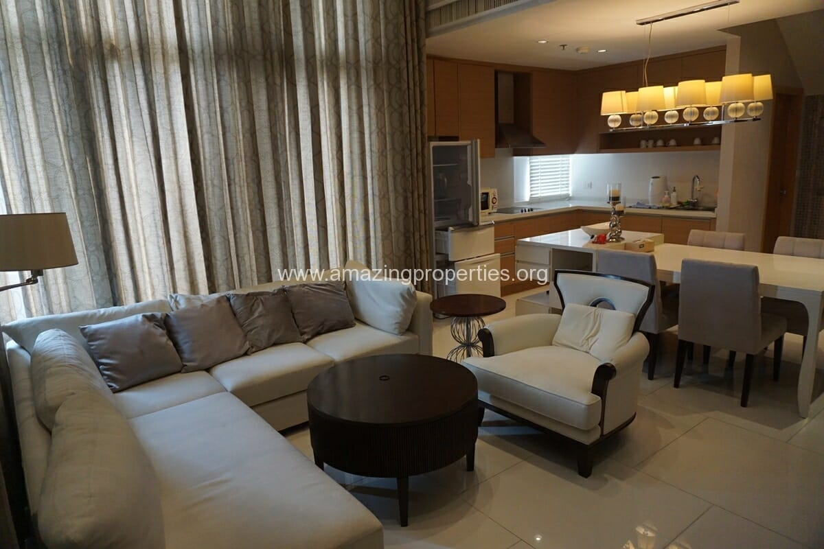 Duplex 2 Bedroom Condo Emporio Place-8