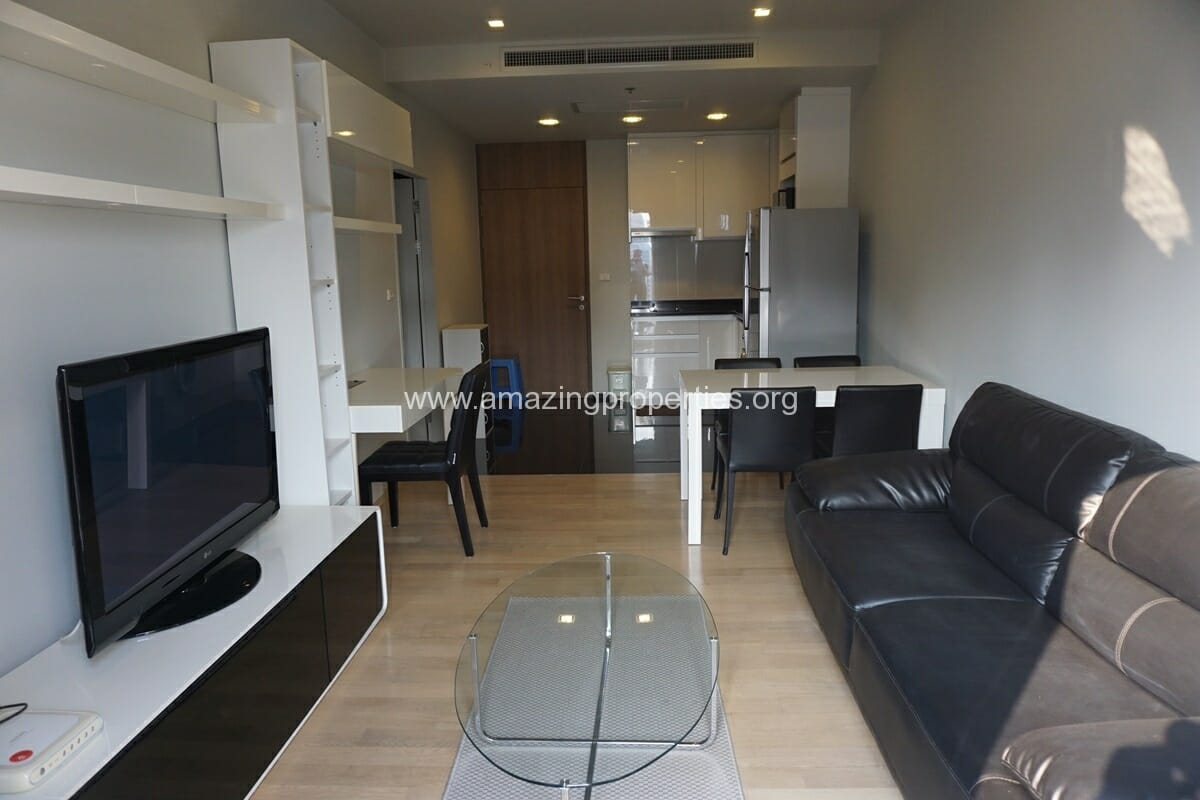 Noble Refine Phrom Phong 1 Bedroom Condo for Rent