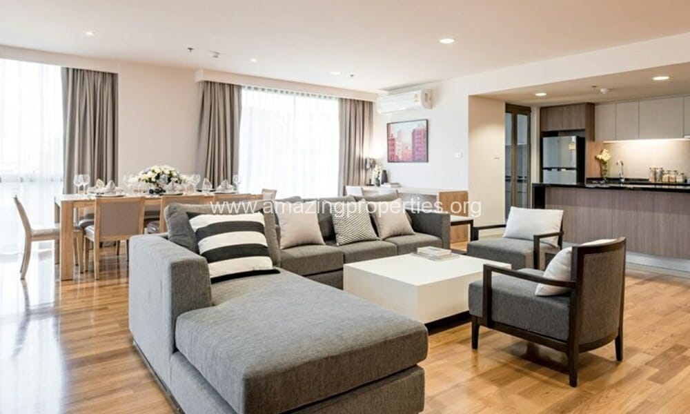 Piya Residence 3 Bedroom Apartment-2