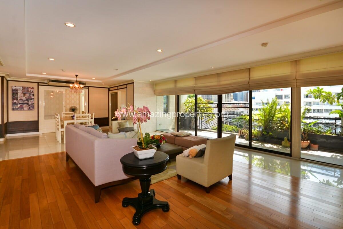 Prime Mansion Promsri 3 Bedroom Condo-1