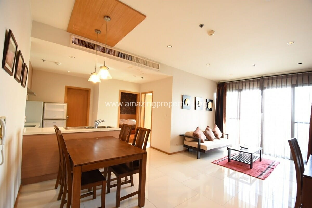 Emporio Place Sukhumvit 24 1 Bedroom Condo for Rent