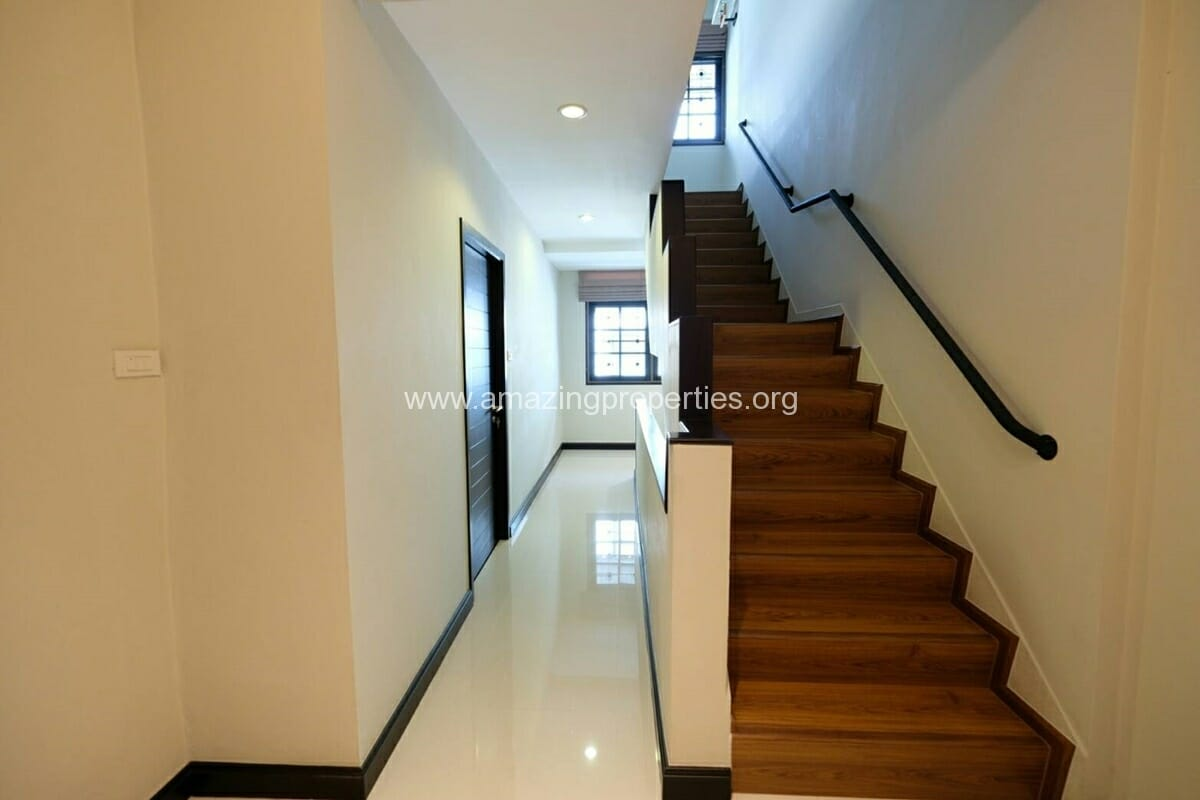 Thonglor 4 Bedroom Townhouse for Rent-3