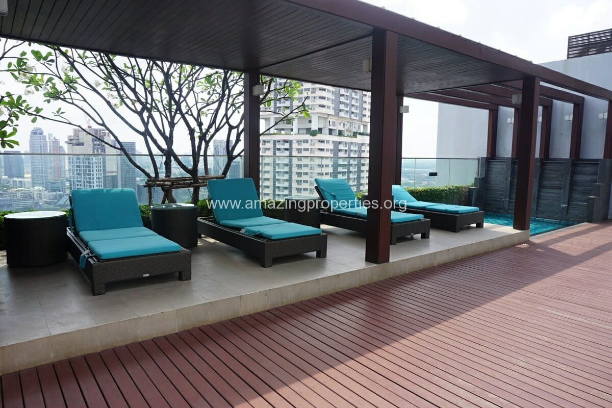 2 Bedroom condo for Sale The Address Sukhumvit 28-23