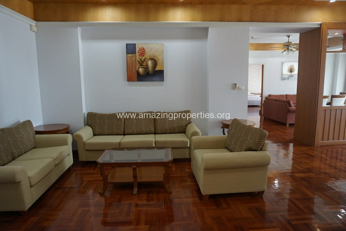 3 Bedroom Apartment Chaidee Mansion