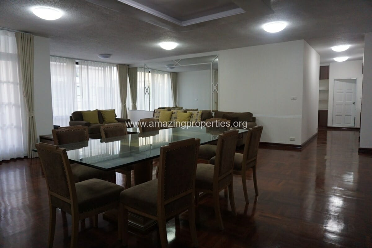 3 Bedroom Apartment Vanicha Park Langsuan
