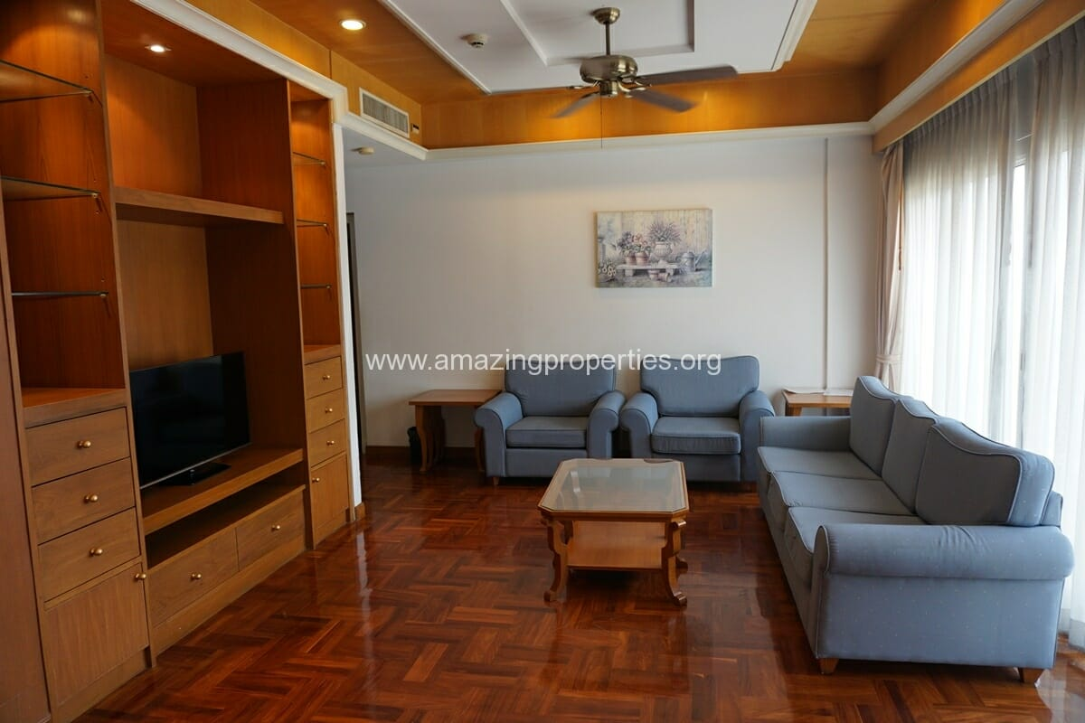3 Bedroom Apartment for Rent Chaidee Mansion