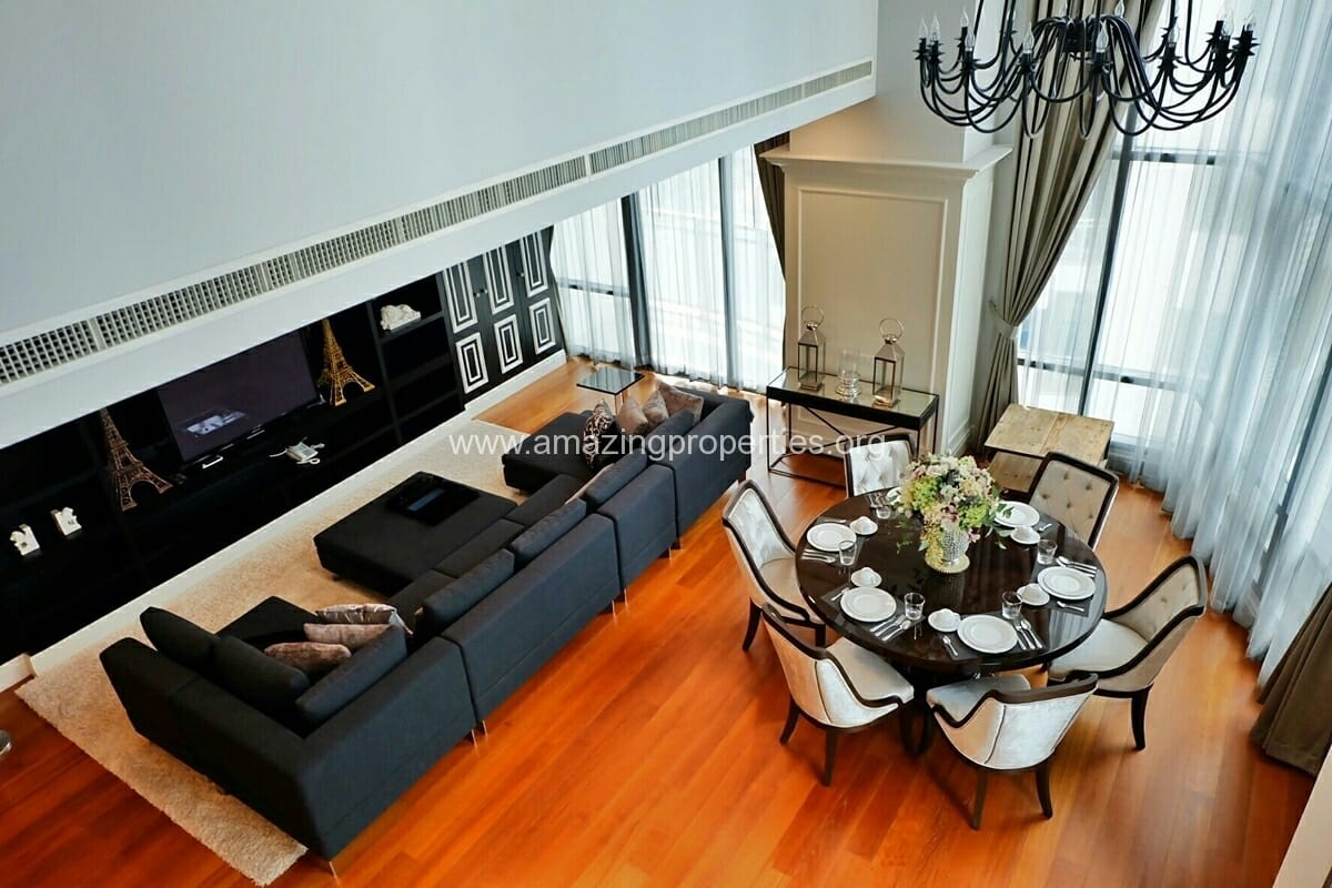 3 Bedroom Duplex The Bright sukhumvit 24
