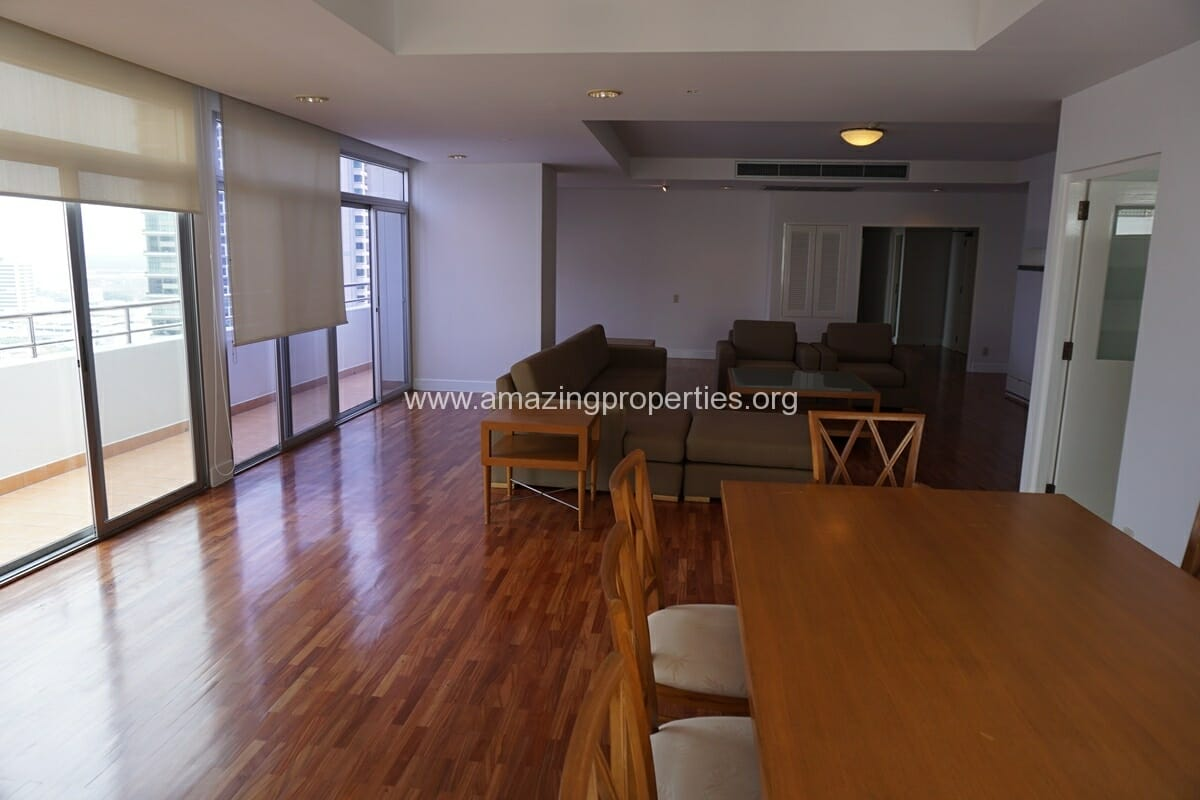 3 Bedroom Penthouse Phrom Phong-4