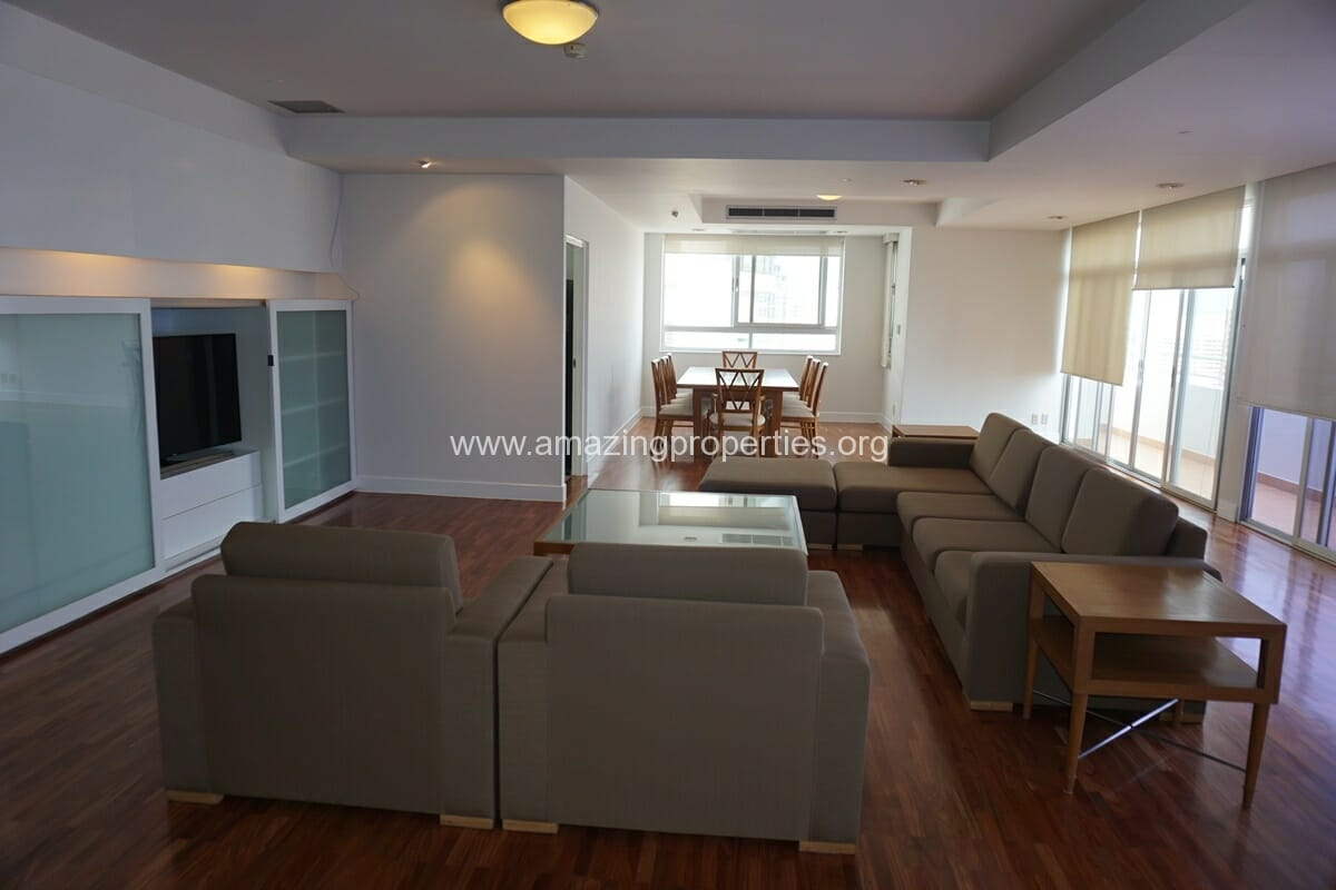 3 Bedroom Penthouse Phrom Phong