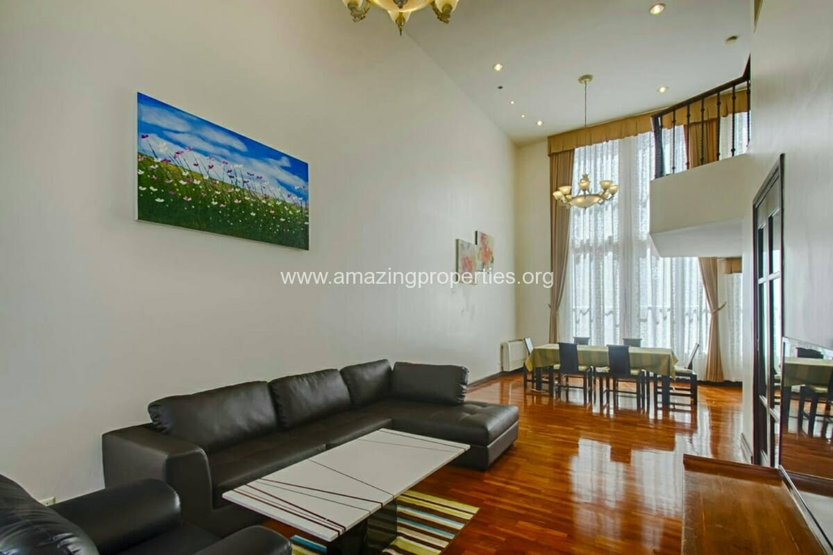 Baan Klang Krung Thonglor 3 bedroom house for rent-3