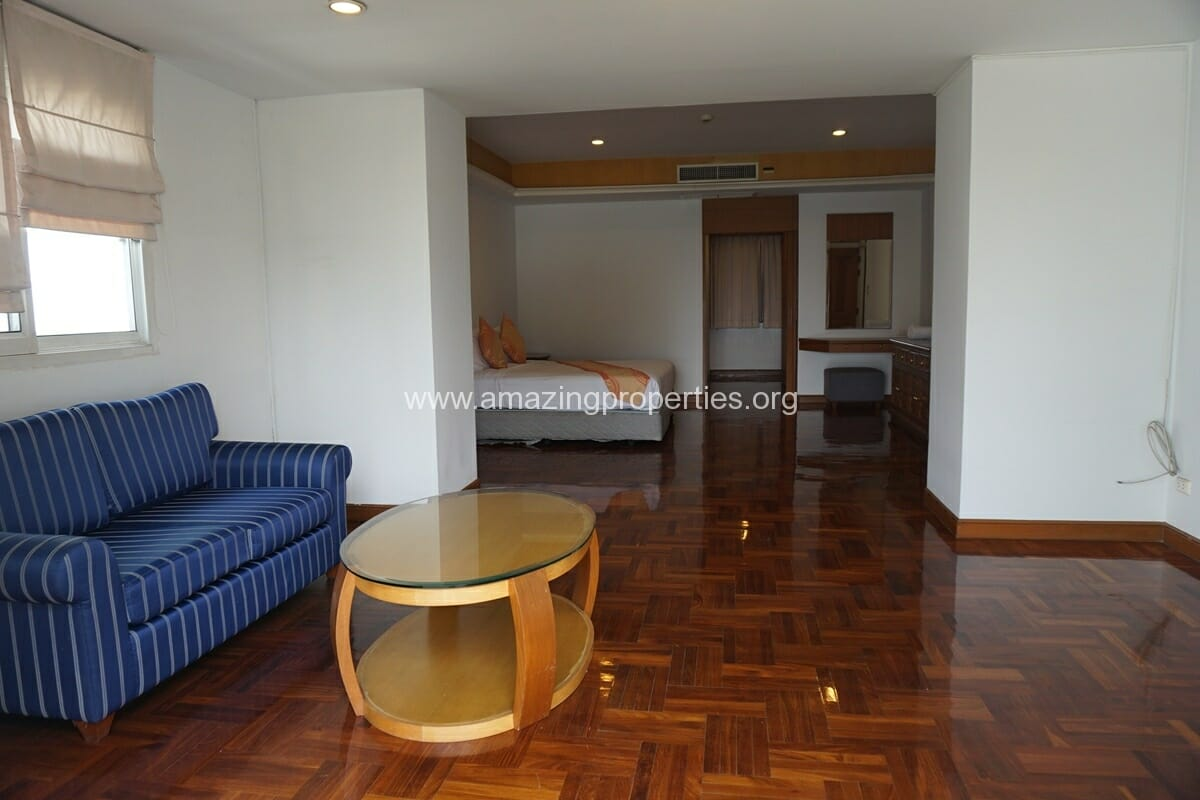 Chaidee Mansion 2 Bedroom Apartment for Rent-14