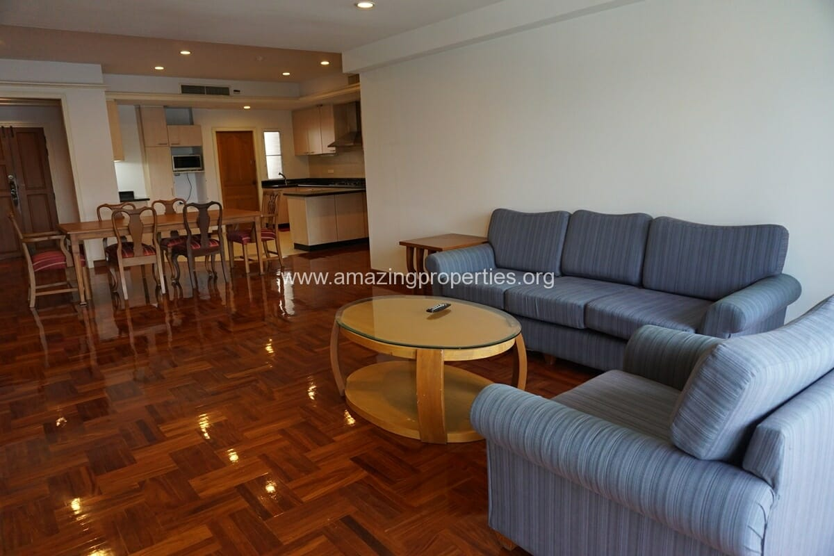 Chaidee Mansion 2 Bedroom Apartment for Rent
