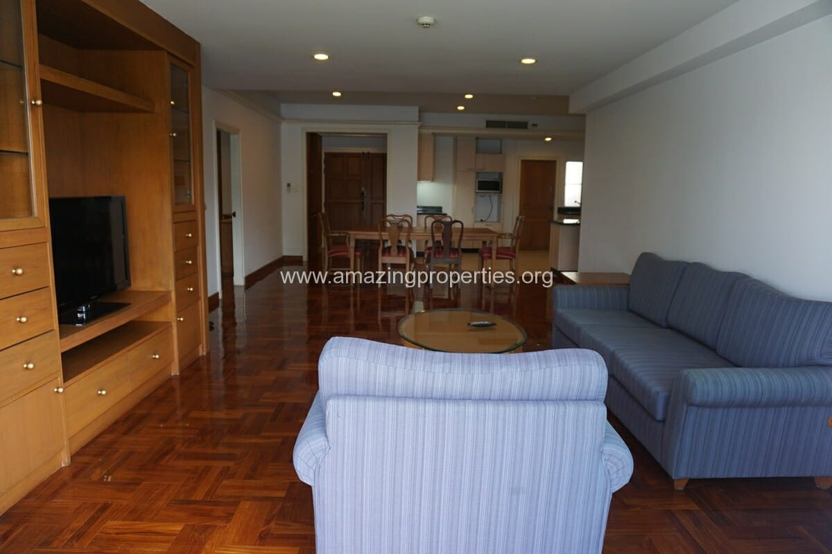 Chaidee Mansion 2 Bedroom Apartment for Rent-5