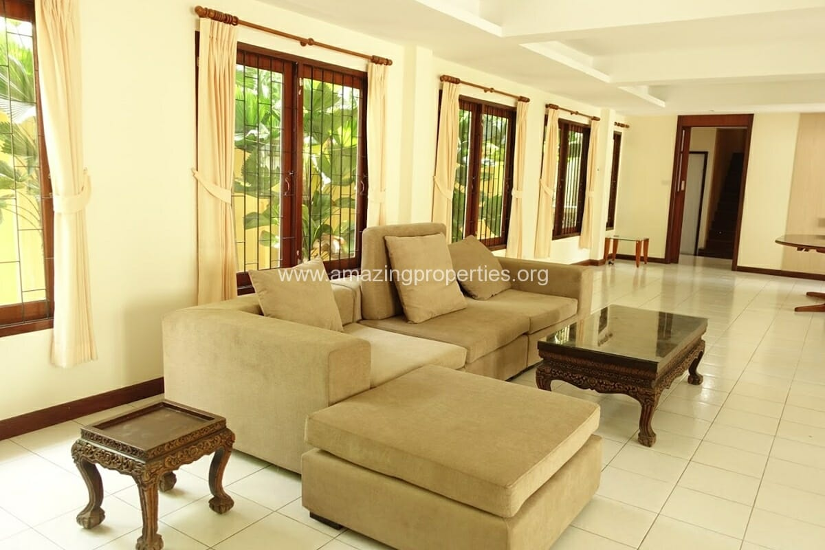 Phrom Phong 3 Bedroom House-2