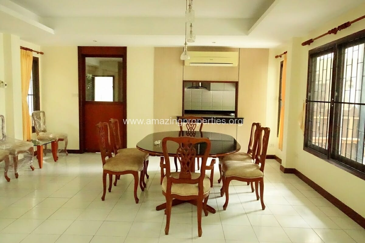 Phrom Phong 3 Bedroom House-5