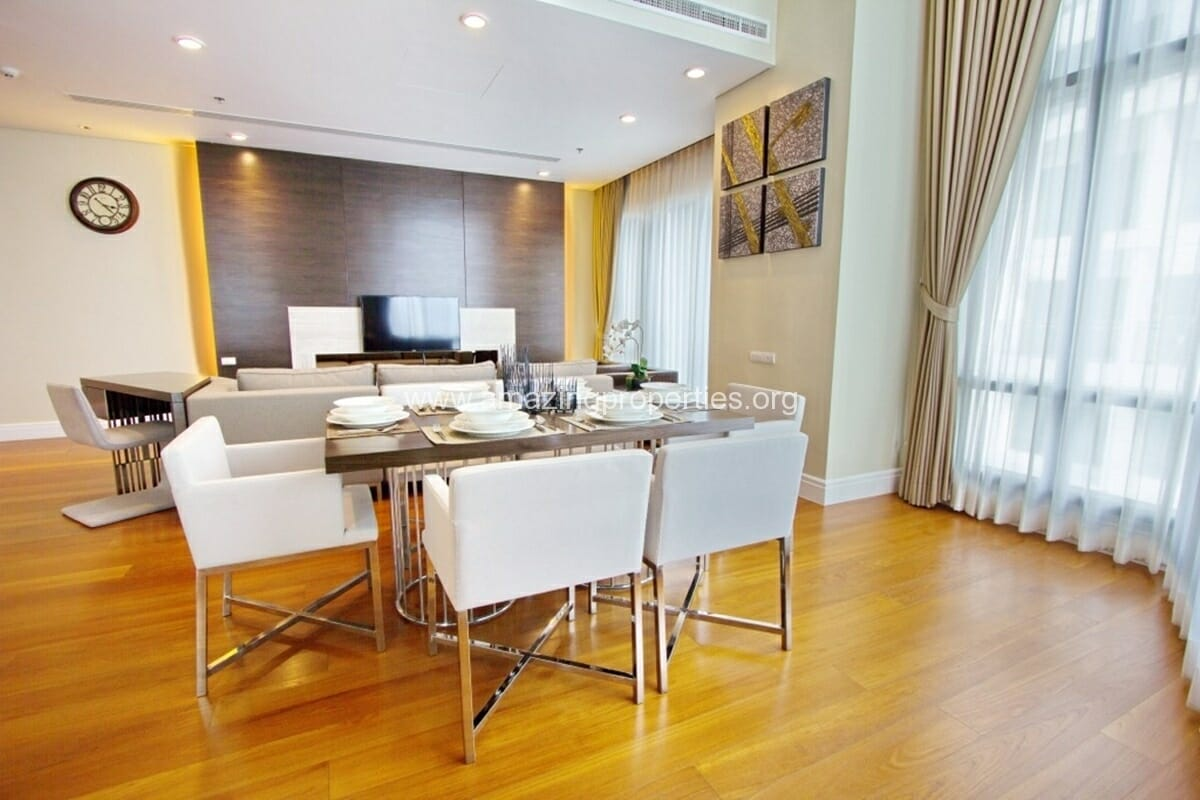 The Bright Phrom Phong 3 Bedroom Duplex-1