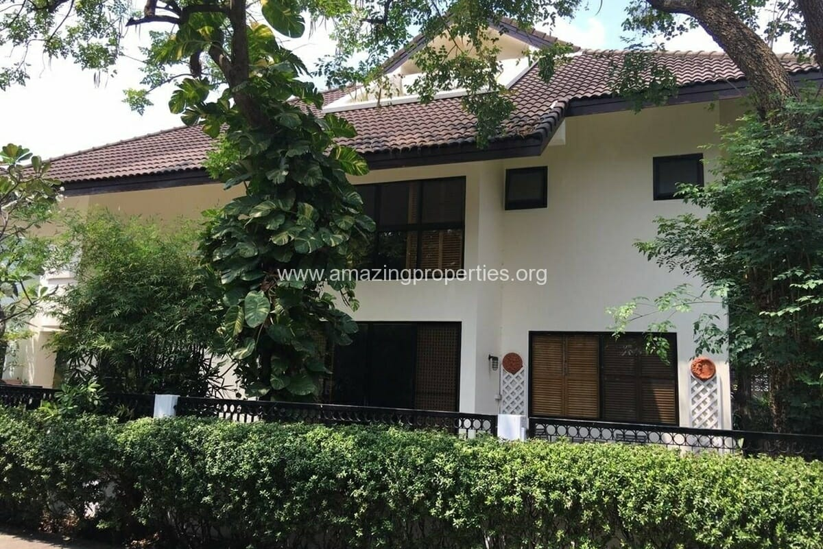 Petfriendly 4 bedroom House for Rent Thonglor
