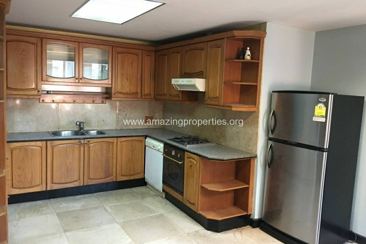 Thonglor 4 Bedroom House for Rent-8