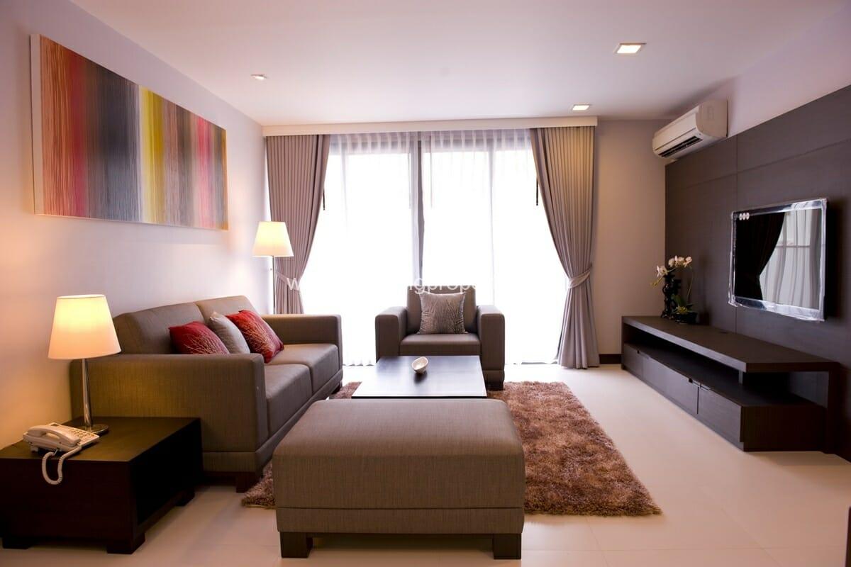 2 Bedroom Apartment The Klasse Residence-2