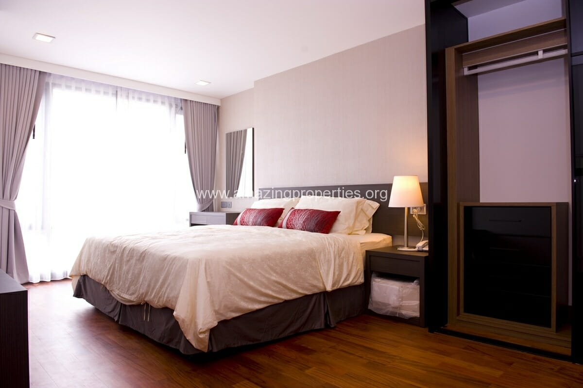 2 Bedroom Apartment The Klasse Residence-5