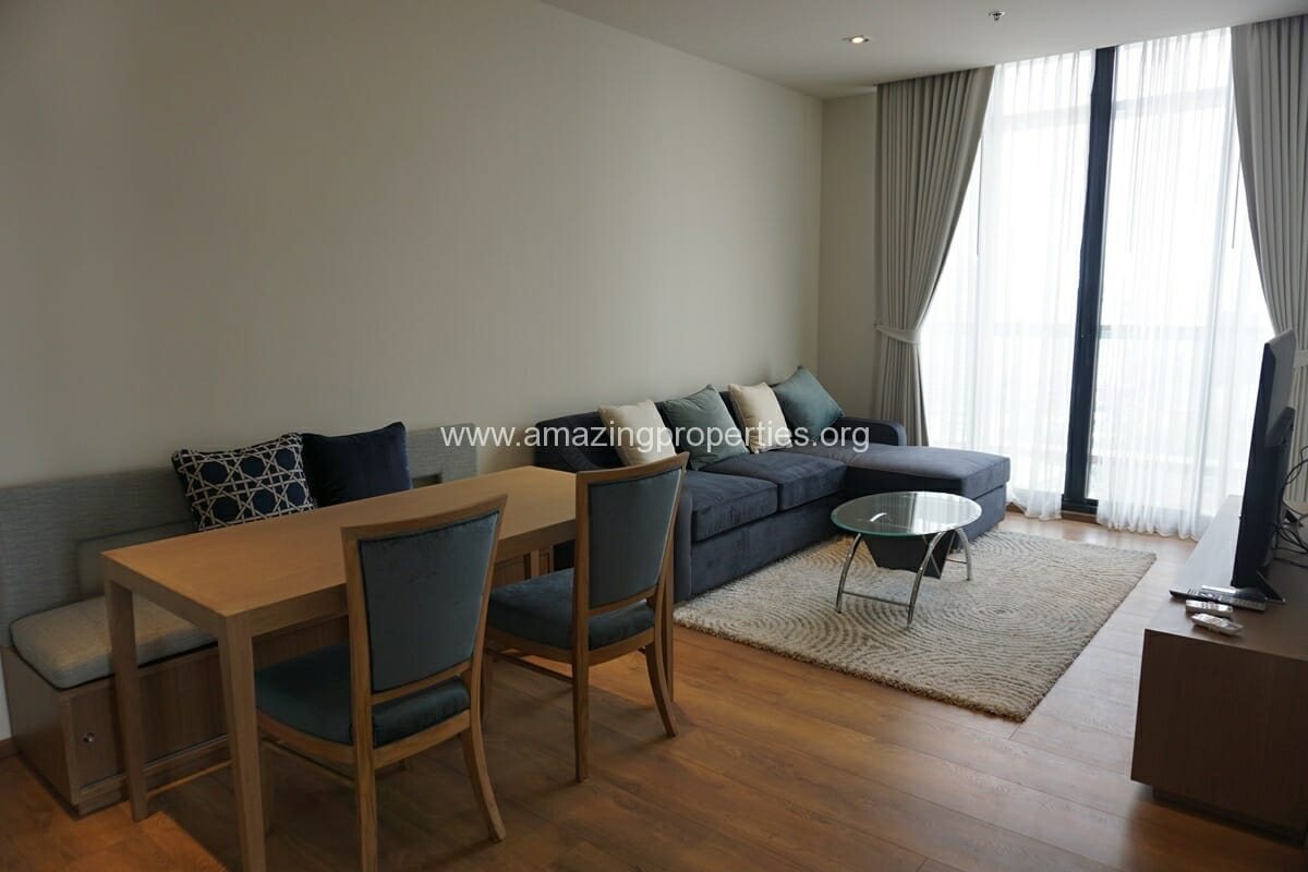 2 Bedroom Condo for Rent at Park 24