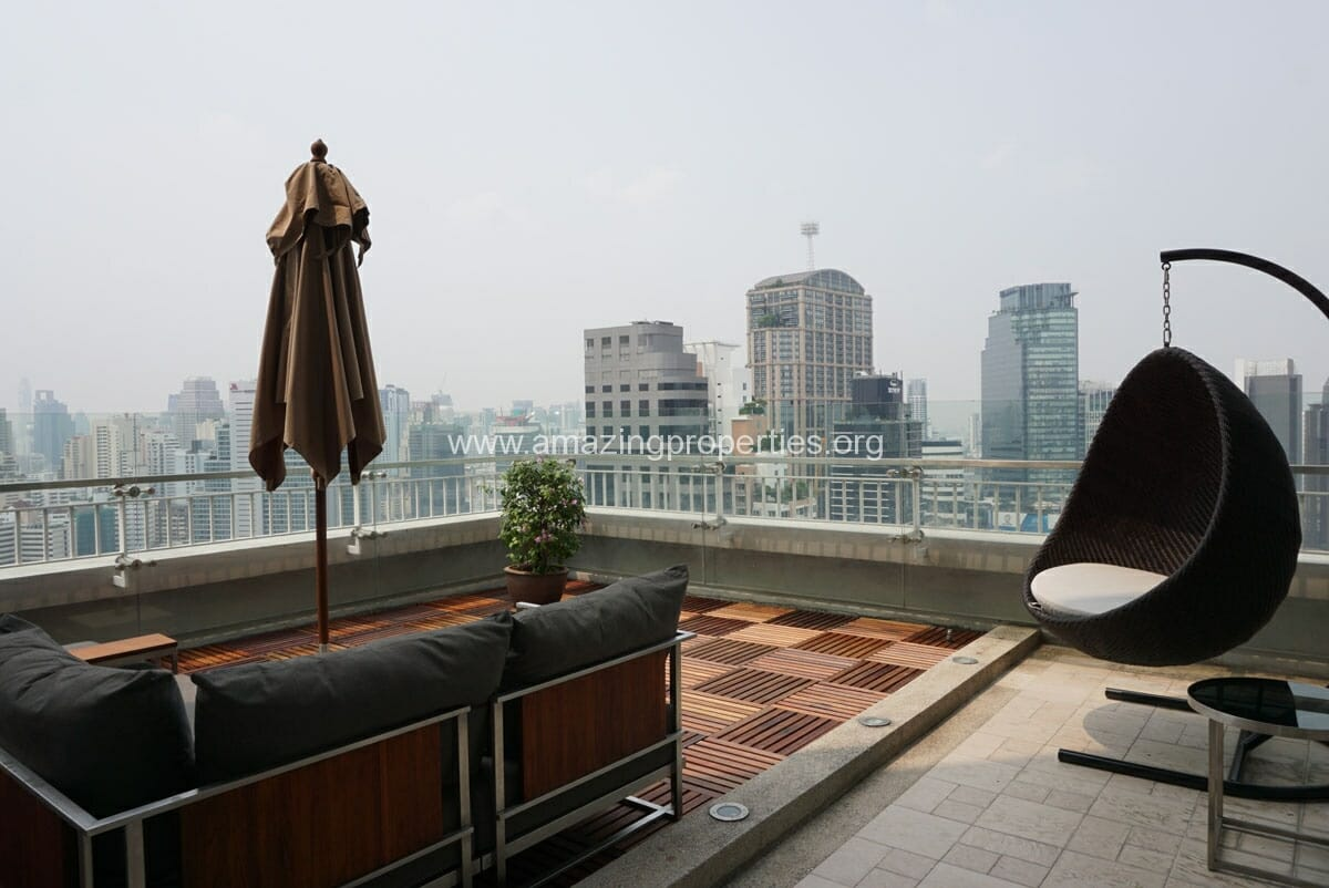 4 Bedroom Duplex Penthouse Phrom Phong-1