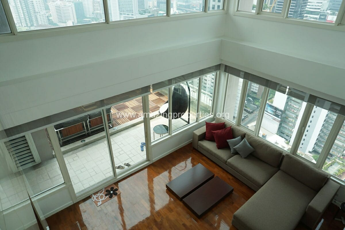 4 Bedroom Duplex Penthouse Phrom Phong-12