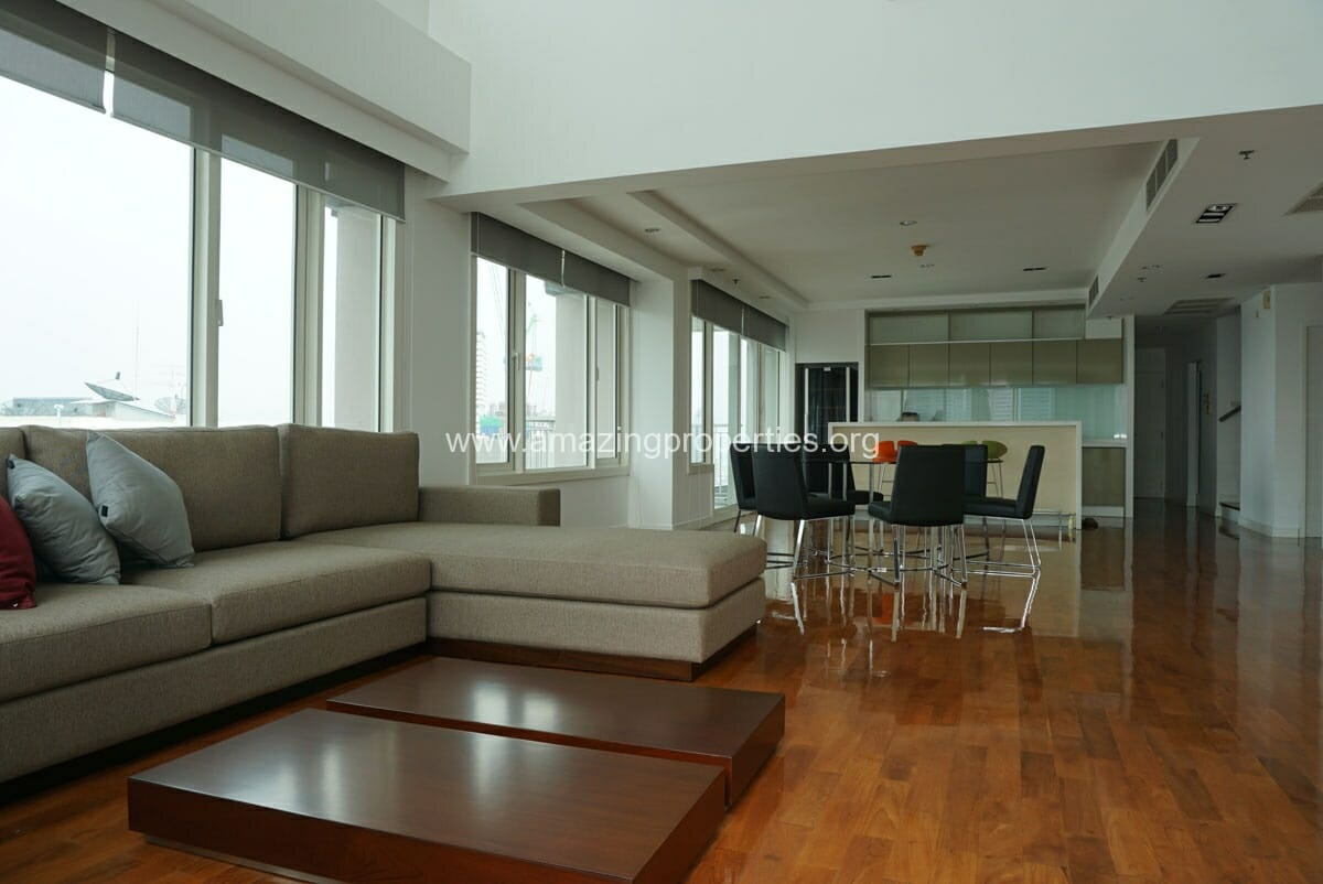 4 Bedroom Duplex Penthouse Phrom Phong-2