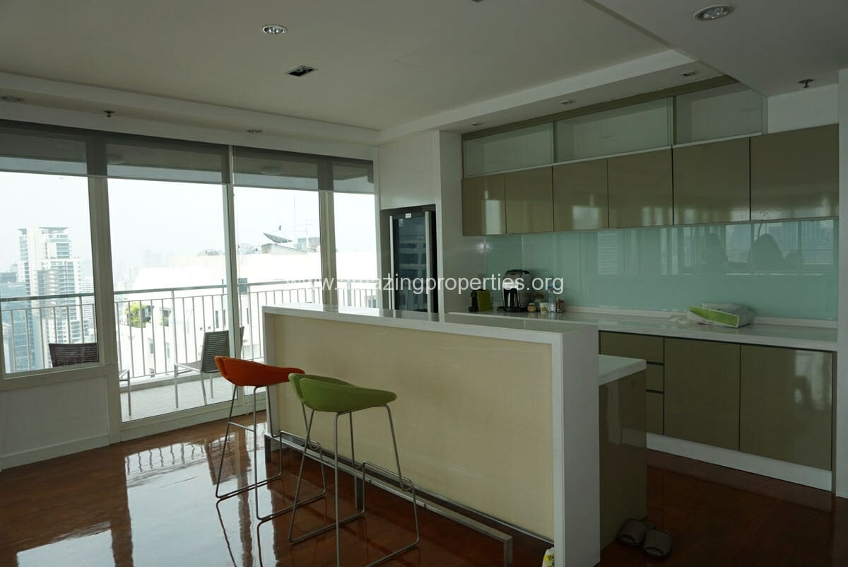 4 Bedroom Duplex Penthouse Phrom Phong-3