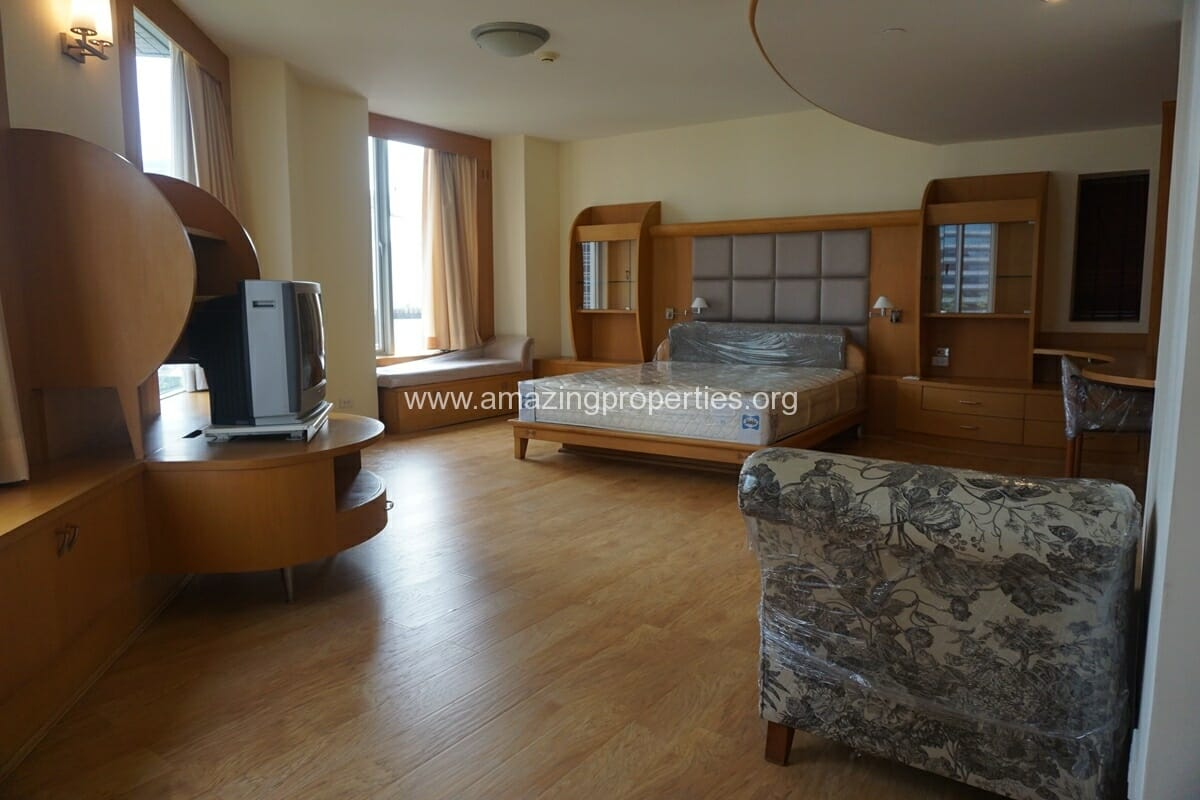 All Seasons Mansion 2 Bedroom condo for Rent-17