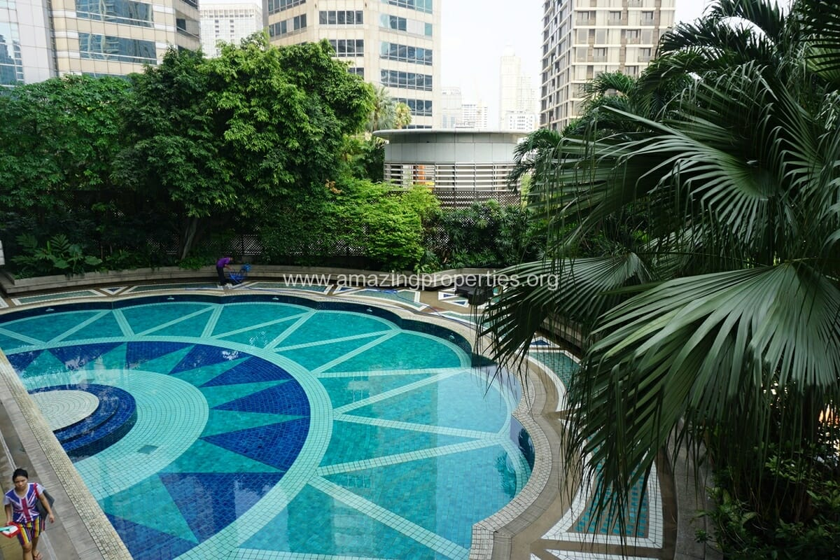 All Seasons Mansion 2 Bedroom condo for Rent-5