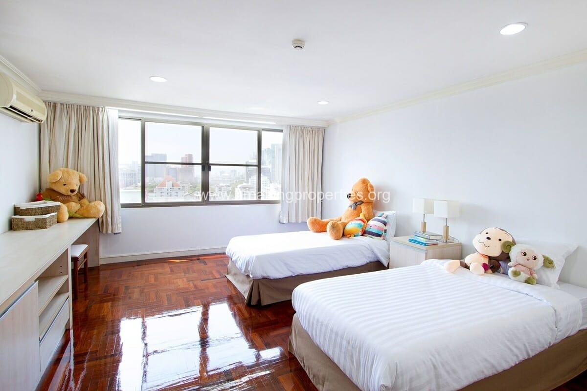Apartment Sethiwan Palace Sukhumvit 4-7