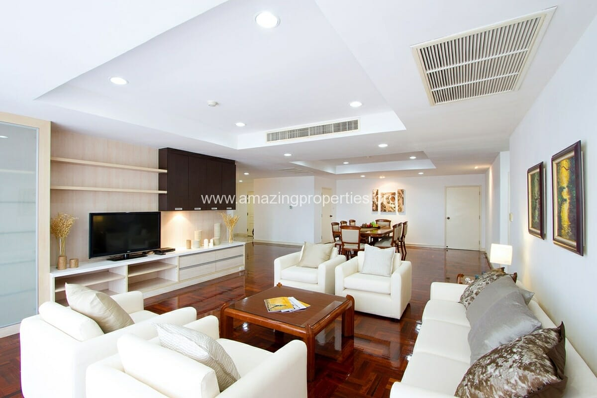 Apartment Sethiwan Palace Sukhumvit 4