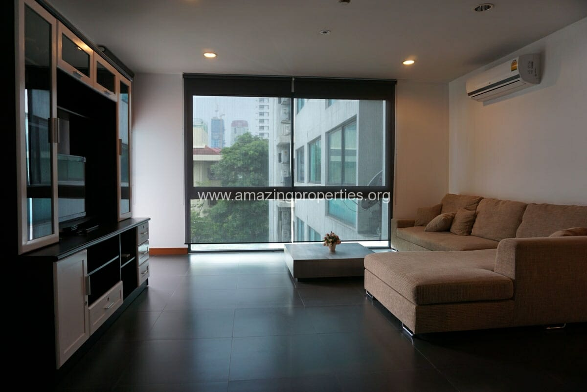 Baan Saraan 2 Bedroom condo for Rent-1