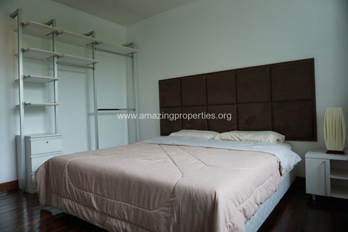 Baan Saraan 2 Bedroom condo for Rent-11