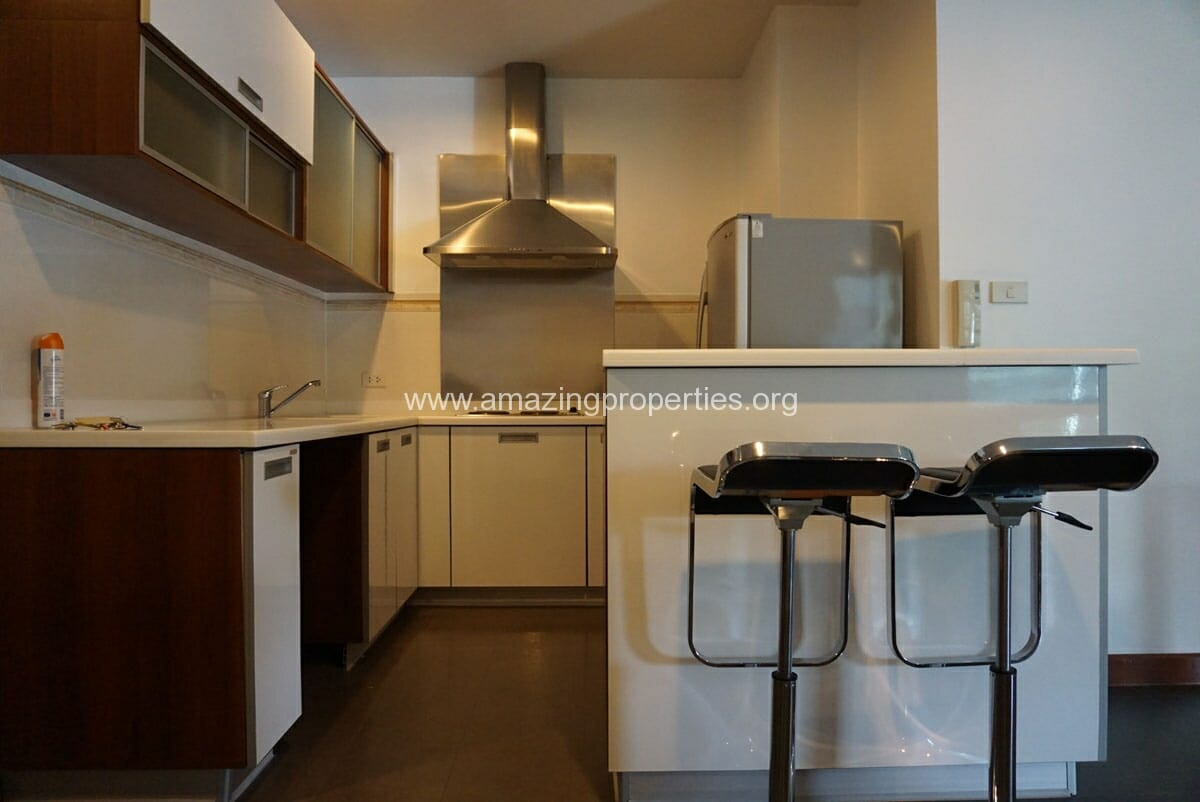 Baan Saraan 2 Bedroom condo for Rent-4