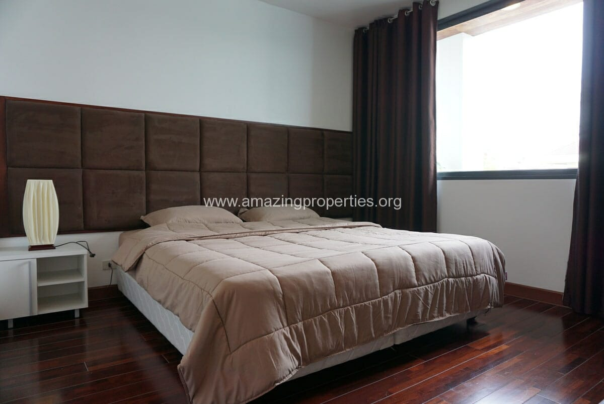 Baan Saraan 2 Bedroom condo for Rent-6