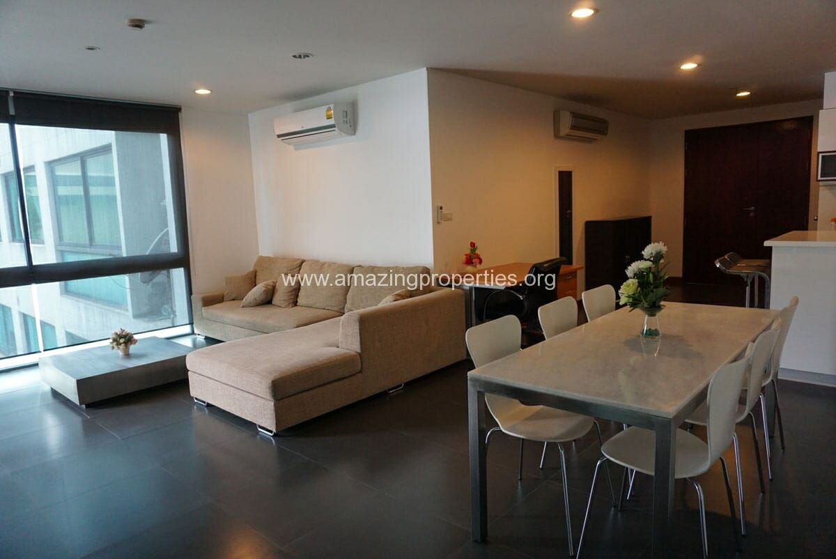 Baan Saraan 2 Bedroom condo for Rent