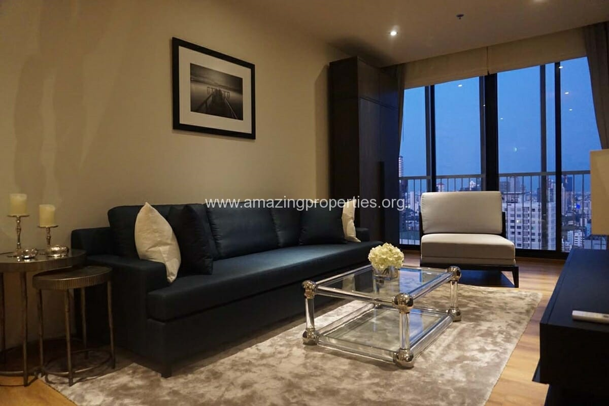 Park 24 Phrom Phong 1 Bedroom Condo-1